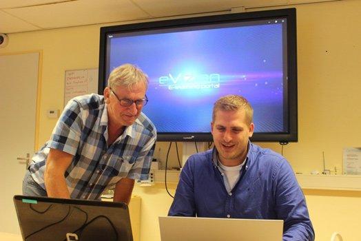 Eric en Jos Zwemmer van Instaver Systems zorgen voor doorbraak met e-learning voor KNX-certificering