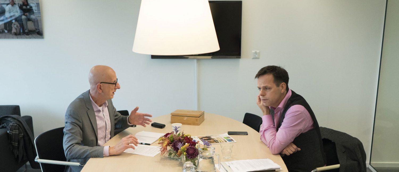 Tom de Hoog | CONTEXT interviewt Marnix Norder van Aedes (foto: Robert Tjalondo)